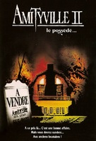 Amityville II: The Possession - French Movie Cover (xs thumbnail)