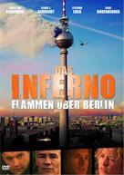 Das Inferno - Flammen über Berlin - German Movie Cover (xs thumbnail)
