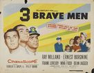 Three Brave Men - Movie Poster (xs thumbnail)
