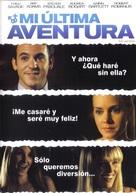 The Last Run - Mexican DVD movie cover (xs thumbnail)