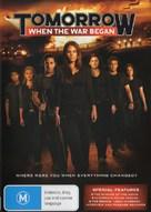 Tomorrow, When the War Began - Australian DVD cover (xs thumbnail)