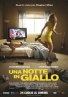 Walk of Shame - Italian Movie Poster (xs thumbnail)