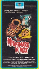 Nightmare in Wax - Canadian VHS cover (xs thumbnail)