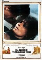 Fatto di sangue fra due uomini per causa di una vedova - si sospettano moventi politici - Italian Movie Poster (xs thumbnail)
