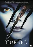 Cursed - DVD movie cover (xs thumbnail)