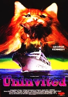 Uninvited - Canadian DVD movie cover (xs thumbnail)
