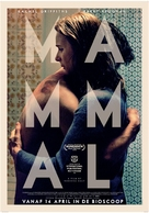 Mammal - Dutch Movie Poster (xs thumbnail)