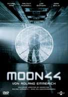 Moon 44 - German DVD movie cover (xs thumbnail)