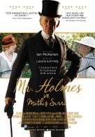 Mr. Holmes - Turkish Movie Poster (xs thumbnail)
