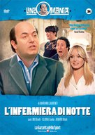 L'infermiera di notte - Italian DVD cover (xs thumbnail)