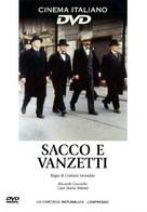 Sacco e Vanzetti - Italian DVD cover (xs thumbnail)