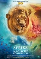 Enchanted Kingdom 3D - German Movie Poster (xs thumbnail)