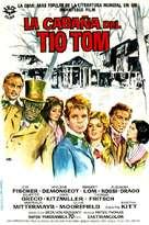 Onkel Toms Hütte - Spanish Movie Poster (xs thumbnail)