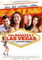 Lay the Favorite - Italian Movie Poster (xs thumbnail)
