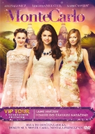 Monte Carlo - Czech Movie Cover (xs thumbnail)