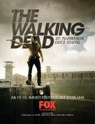 """The Walking Dead"" - German Movie Poster (xs thumbnail)"