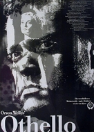 The Tragedy of Othello: The Moor of Venice - German Movie Poster (xs thumbnail)