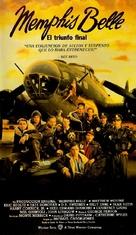 Memphis Belle - Argentinian Movie Poster (xs thumbnail)