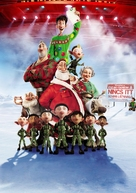 Arthur Christmas - Hungarian Key art (xs thumbnail)