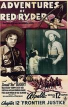 Adventures of Red Ryder - Movie Poster (xs thumbnail)