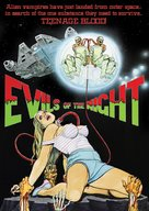Evils of the Night - DVD movie cover (xs thumbnail)