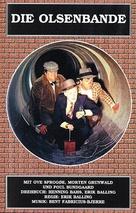 Olsen-banden - German VHS cover (xs thumbnail)