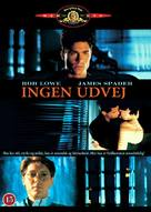 Bad Influence - Danish DVD cover (xs thumbnail)