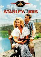 Stanley & Iris - DVD movie cover (xs thumbnail)