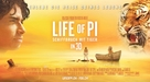 Life of Pi - Swiss Movie Poster (xs thumbnail)