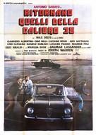 Ritornano quelli della calibro 38 - Italian Movie Poster (xs thumbnail)
