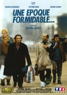 Une époque formidable... - French DVD cover (xs thumbnail)