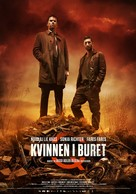 Kvinden i buret - Norwegian Movie Poster (xs thumbnail)