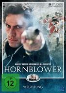 Hornblower: Retribution - German DVD cover (xs thumbnail)