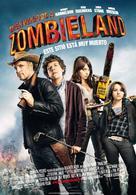 Zombieland - Spanish Movie Poster (xs thumbnail)
