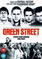 Green Street Hooligans - British DVD cover (xs thumbnail)