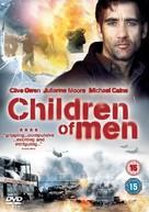 Children of Men - British Movie Cover (xs thumbnail)