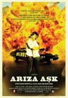 Bellflower - Turkish Movie Poster (xs thumbnail)