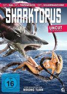 Sharktopus - German DVD cover (xs thumbnail)