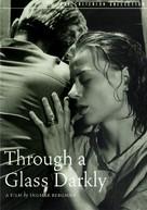 Såsom i en spegel - DVD cover (xs thumbnail)