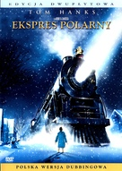 The Polar Express - Polish DVD movie cover (xs thumbnail)