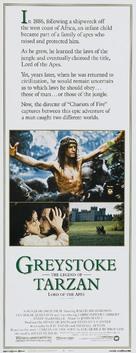 Greystoke - Movie Poster (xs thumbnail)