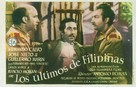 Los últimos de Filipinas - Spanish Movie Poster (xs thumbnail)