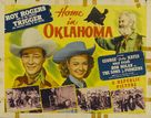 Home in Oklahoma - Movie Poster (xs thumbnail)