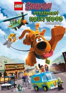 Lego Scooby-Doo!: Haunted Hollywood - Czech Movie Cover (xs thumbnail)