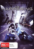 The Happening - Australian Movie Cover (xs thumbnail)
