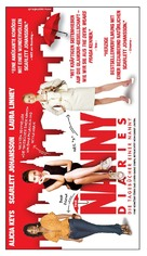 The Nanny Diaries - Swiss Movie Poster (xs thumbnail)