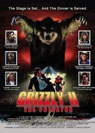 Grizzly II: The Concert - Movie Poster (xs thumbnail)