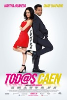 Tod@s Caen - Mexican Movie Poster (xs thumbnail)