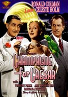 Champagne for Caesar - DVD cover (xs thumbnail)