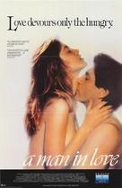 Un homme amoureux - Video release poster (xs thumbnail)